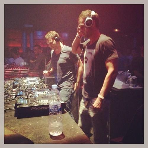 DJ's Prok & Fitch wearing Raven Rules!